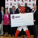 Charlotte Bobcats donation