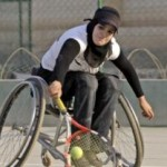Zainab Khadim Alwan - wheelchair tennis