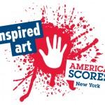 America SCORES InspiredArt.Logo