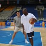 Dikembe and Yao