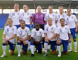 England Women's Soccer