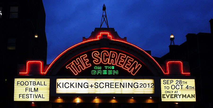 Kicking and Screening 2012