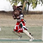 Maasai Cricket Warriors - Playing against rivalry