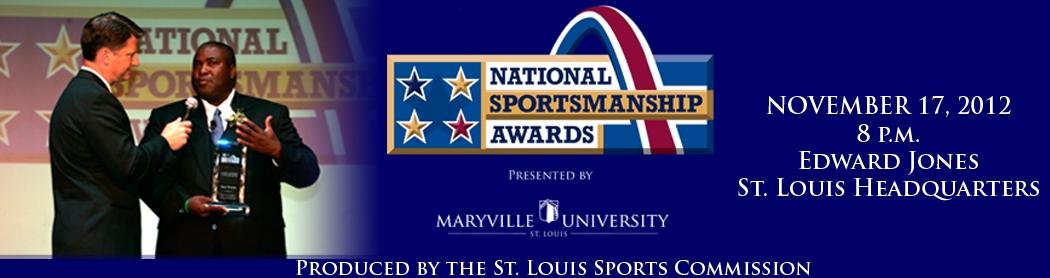 National Sportsmanship Awards
