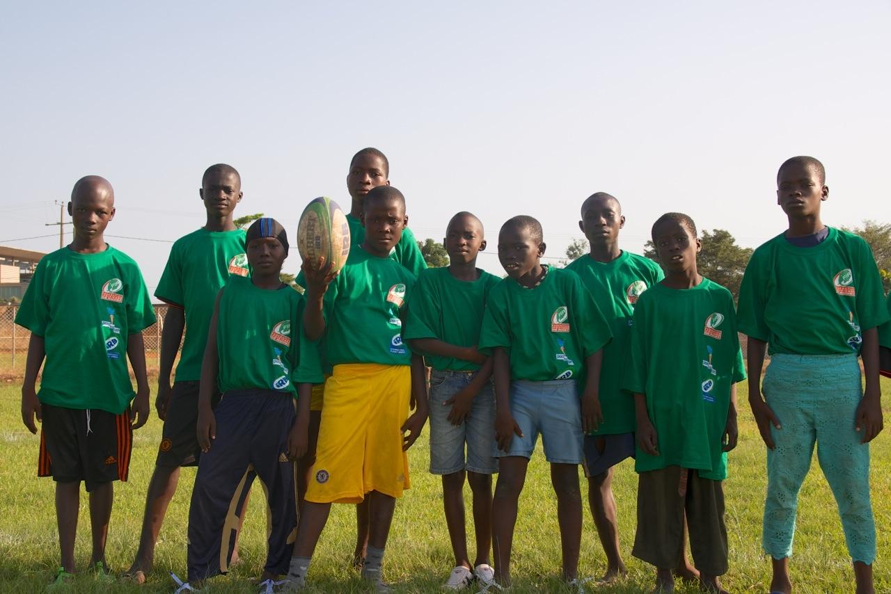 Rugby Ivory Coast