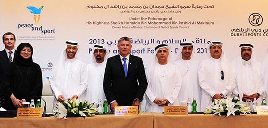 Peace and Sport Dubai