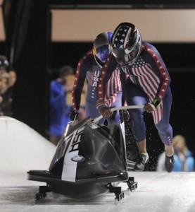 Lolo Jones bobsled