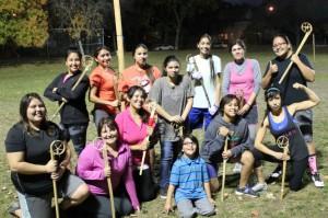 Reclaiming lacrosse