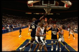 Coll. Basketball: Big East. Georgetown D