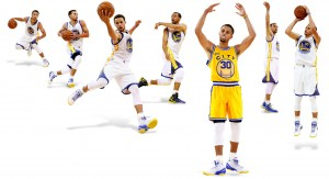 Steph Curry ballet