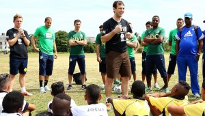 New York Cosmos In Cuba - Youth Clinic