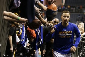 Stephen Curry road trip