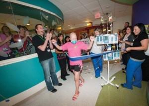 Hospital marathon