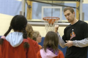 D-League Cares Basketball Clinic