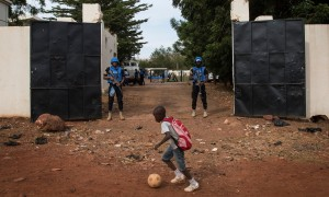 Mali soccer