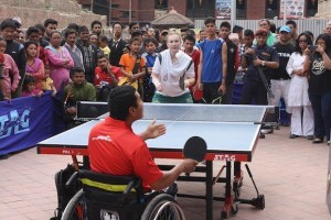 Nepal table tennis