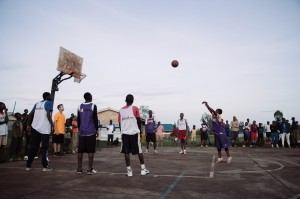Rwanda hoops