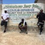 Seahawks in Haiti