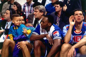Young Steph Curry