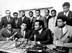 Ali athletes