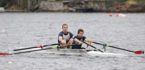 Georgetown rowing