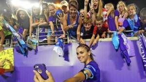Alex Morgan NWSL