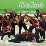 Rio U.S. women