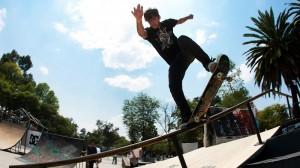 Skateboard Olympics