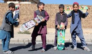 Skateistan-boys