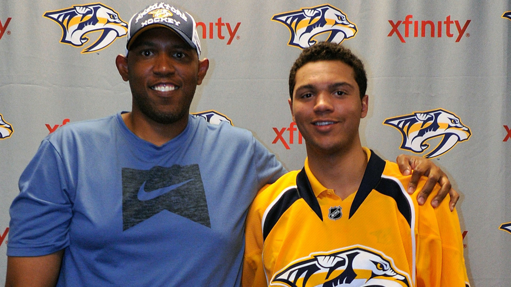 Nashville Predators Rookie Camp