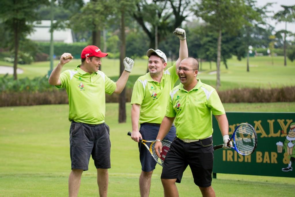 Golf charity