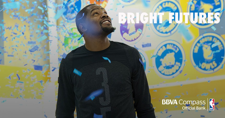 Kevin Durant Bright Futures