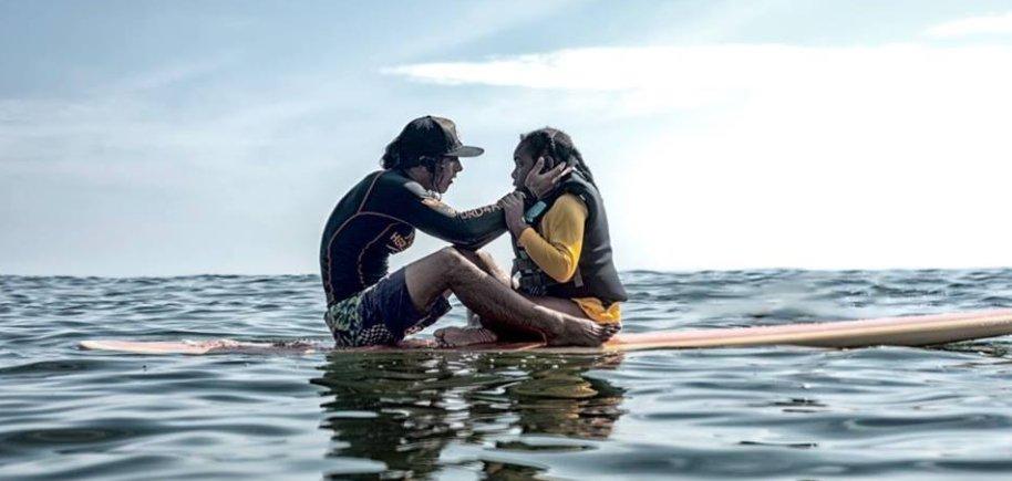 Surf healing