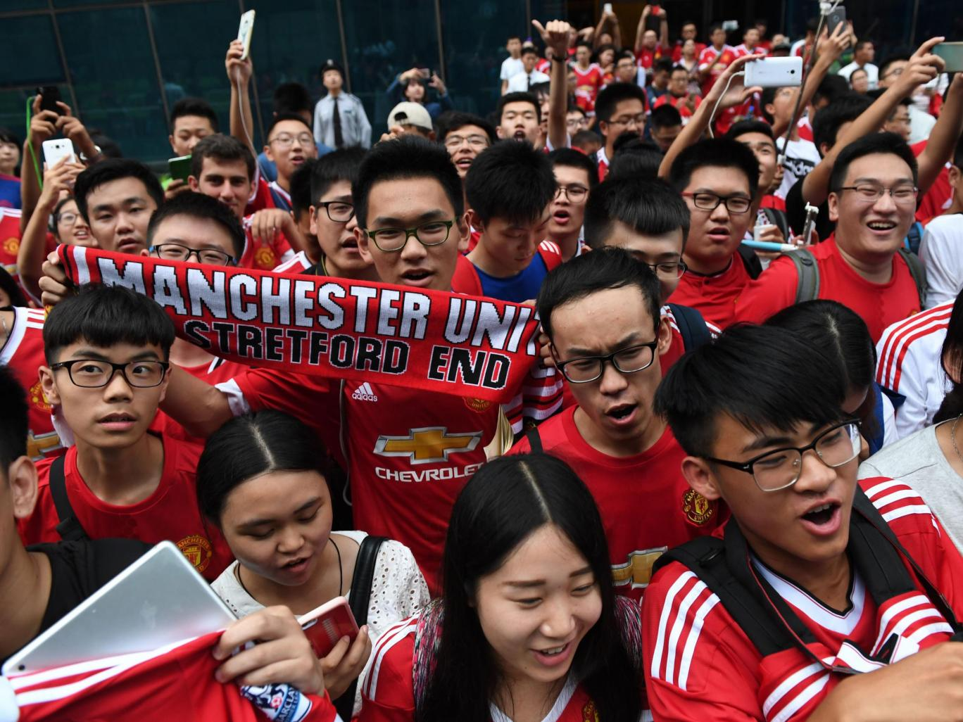 Manchester United China