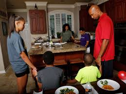 Monty Williams family