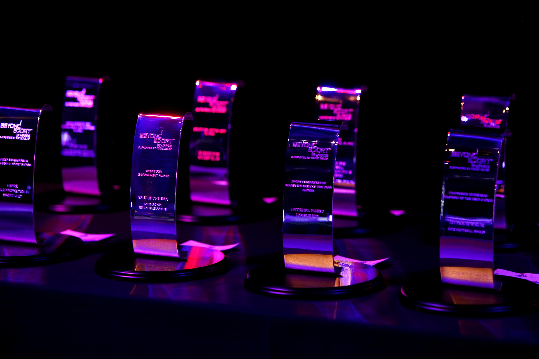 Beyond Sport Awards 2016
