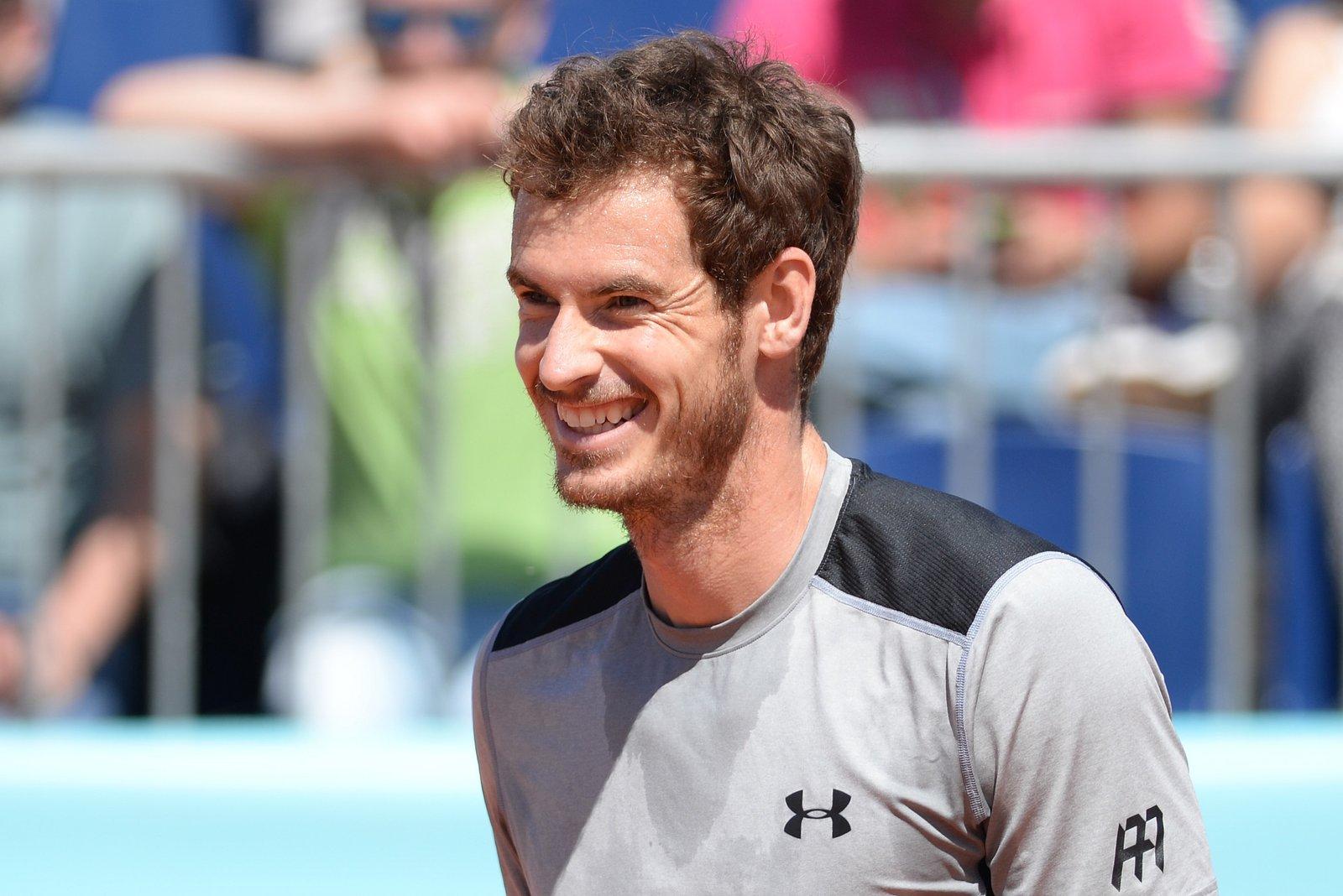 Andy Murray Good