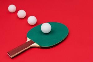 Ping Pong workout