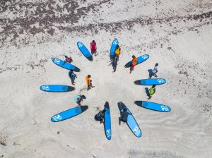 Somalia surfing