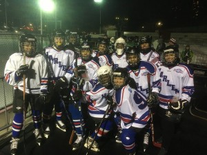Ice hockey Harlem