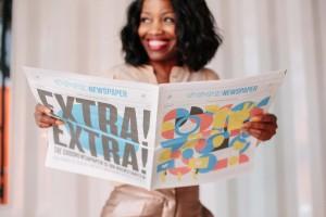 Celebrate good news. Become good news. http://goodgoodgood.co