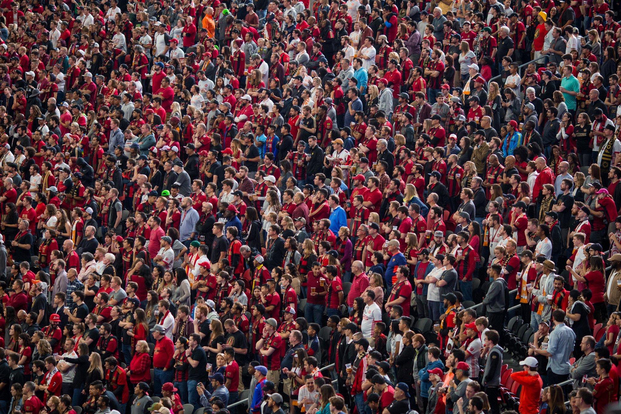 Atlanta United stadium