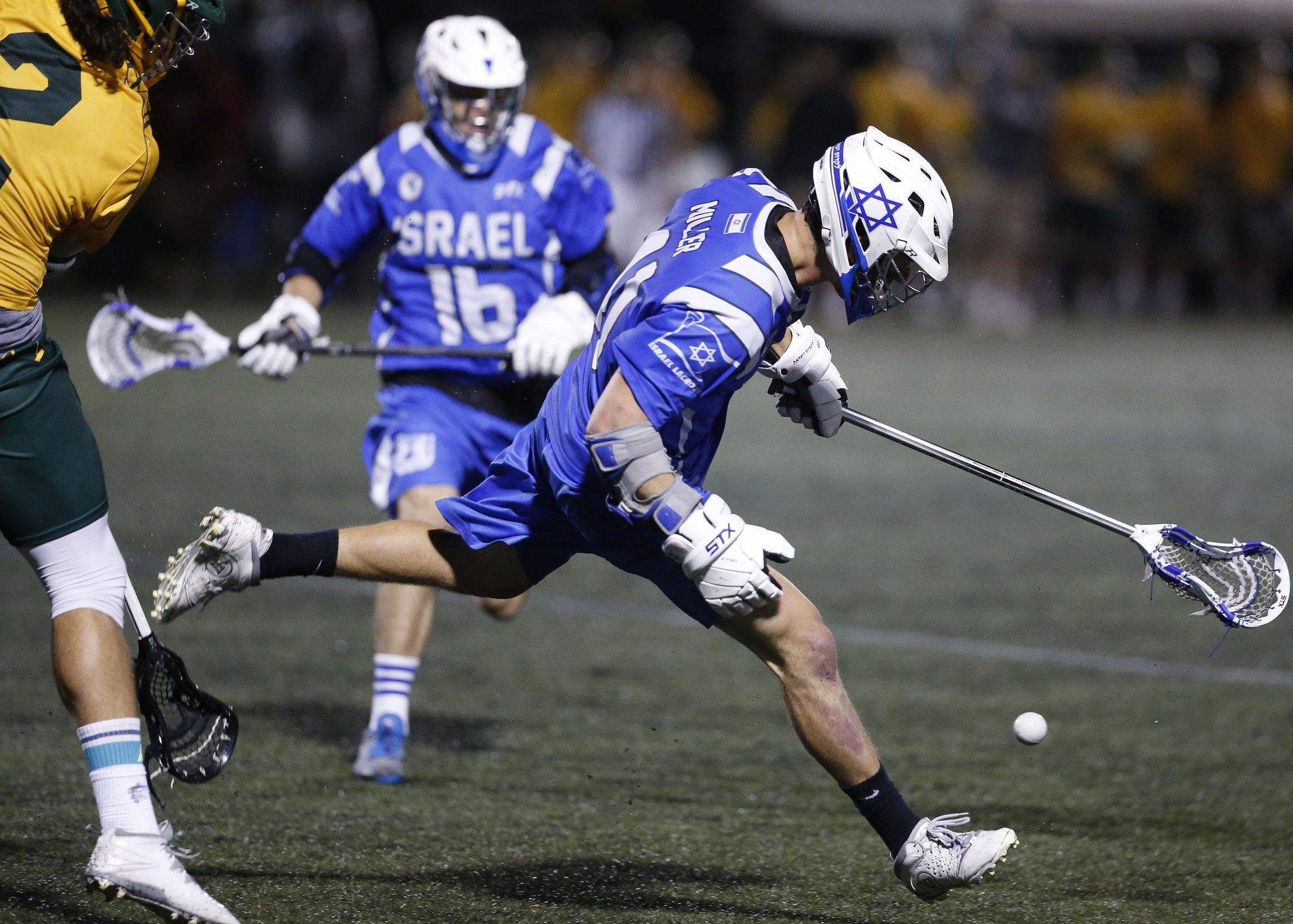 Israel lacrosse league