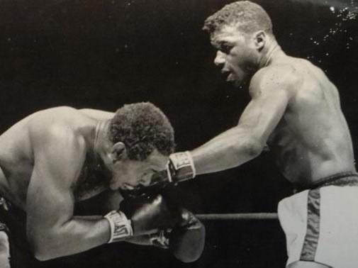 Patterson boxing